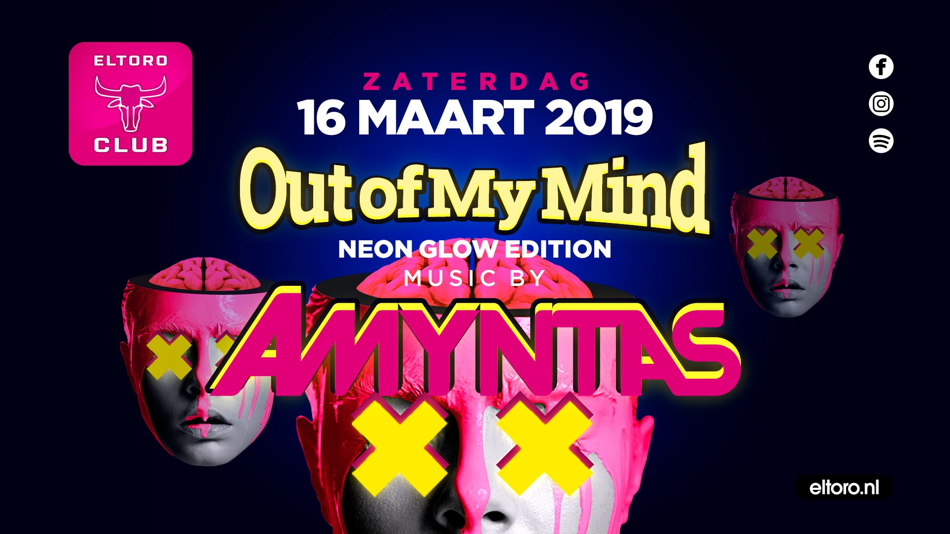 Out Of My Mind: Neon Glow