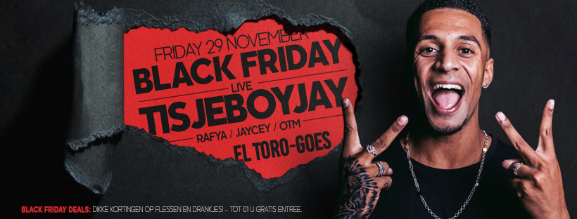 Black Friday | Tisjeboy Jay