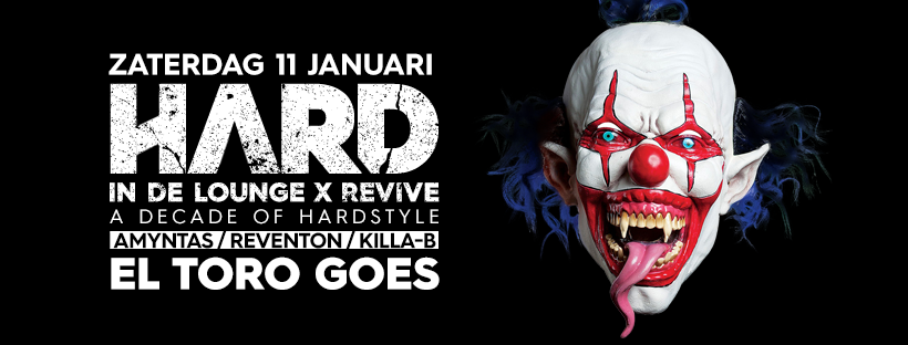 HARD x Revive | A Decade of Hardstyle
