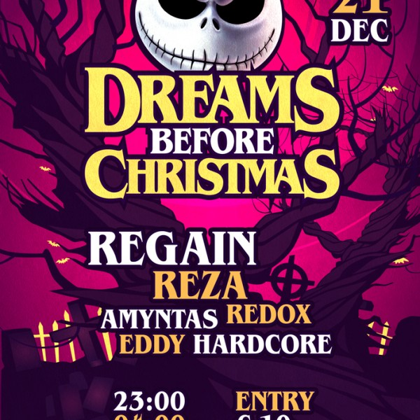Dreams Before Christmas